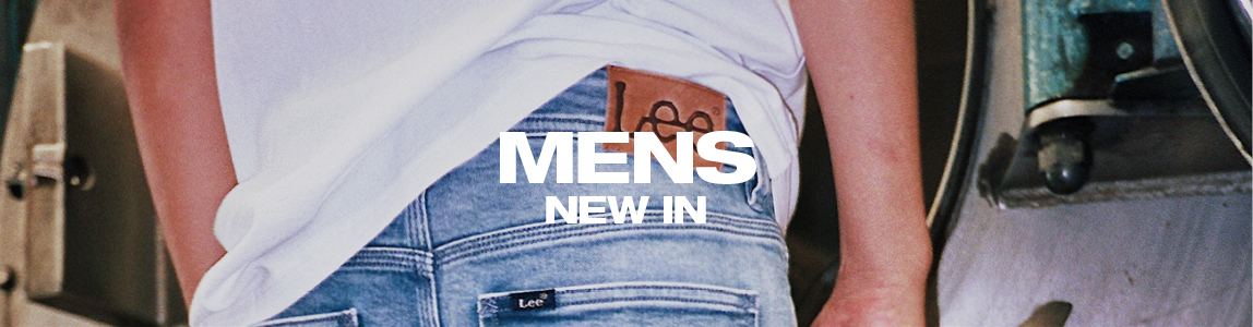 MENS NEW IN LEE JEANS
