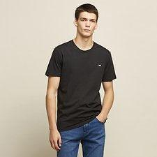 Image of Lee Jeans Australia Black Night NO BRAINER TEE BLACK NIGHT