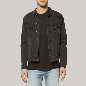 Image of Lee 101 JACKET BADLANDS BLACK