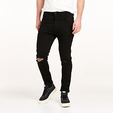 Image of Lee Jeans Australia Darknight Black Z-ONE ROLLER DARKNIGHT BLACK