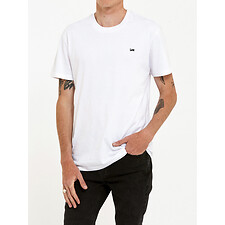 Picture of NO BRAINER LEE TEE WHITE