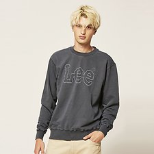 Picture of CREW NECK SWEAT DUSTY NIGHT