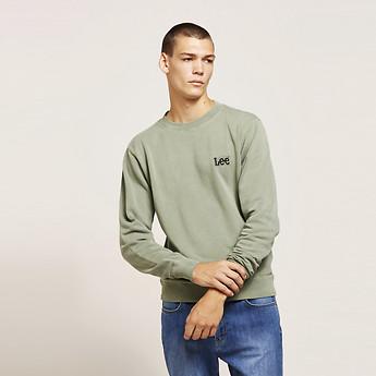 Image of Lee Jeans Australia Laurel CREW NECK SWEAT LAUREL