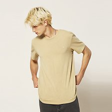 Picture of NO BRAINER TEE TAN