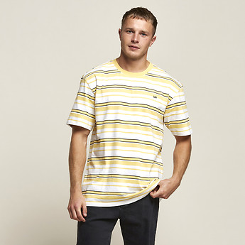 Image of Lee Jeans Australia Yellow ALTOS OVERSIZE TEE YELLOW MULTI