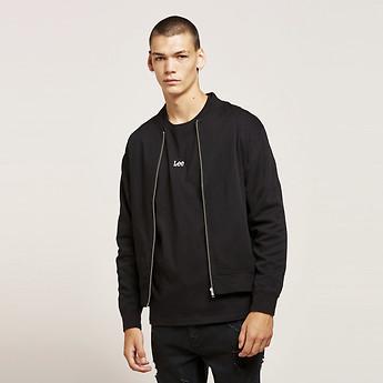 Image of Lee Jeans Australia Black   BLACK SERIES BOMBER BLACK