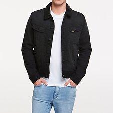 Image of Lee Jeans Australia Black   101 SHERPA JACKET BLACK