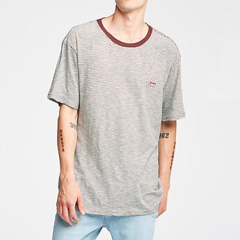 Image of Lee Jeans Australia TOMPKINS STRIPE RELAX TEE TOMPKINS STRIPE