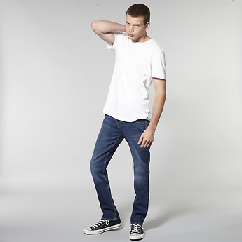 Image of Lee Jeans Australia Servo Blue L2 SLIM SERVO BLUE