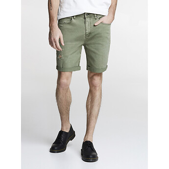 Image of Lee Jeans Australia Olive Z-ONE ROADIE SHORT OLIVE