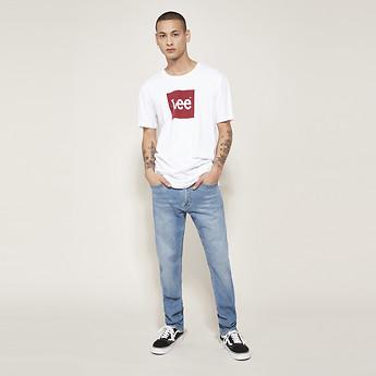 Image of Lee Jeans Australia Baja Blue L2 SLIM BAJA BLUE