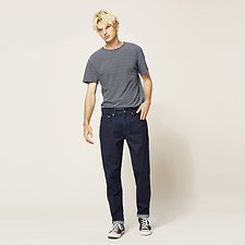 Image of Lee Jeans Australia Deep Blue  L-THREE DEEP BLUE