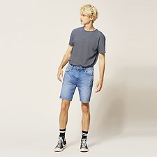 Picture of Z-ONE ROADIE SHORT BREEZE BLUE