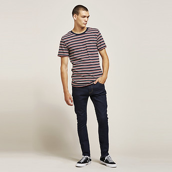 Image of Lee Jeans Australia Indigo Rinse L1 STOVEPIPE INDIGO RINSE