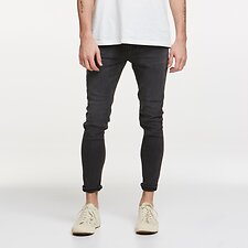 Image of Lee Jeans Australia 1 Year Black Z-ROLLER 1 YEAR BLACK