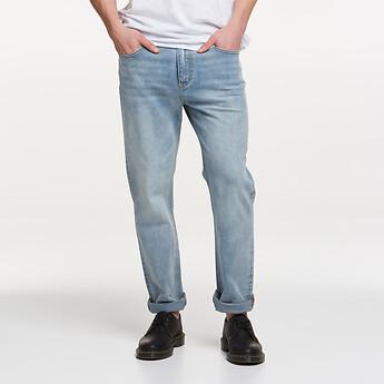 Image of Lee Jeans Australia Blur Vintage L-THREE ROLLER BLUR VINTAGE