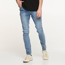 Image of Lee Jeans Australia Jagger Bleach Z ONE JAGGER BLEACH