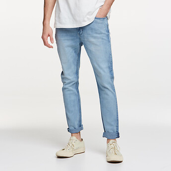 Image of Lee Jeans Australia Everyday Stone Z-ROLLER EVERYDAY STONE