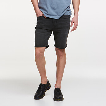 Image of Lee Jeans Australia 1 Year Black Z-ONE ROADIE SHORT 1 YEAR BLACK