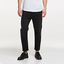 Image of Lee Jeans Australia RAVEN DESTROY Z-THREE CHOPPED BLACK ASH