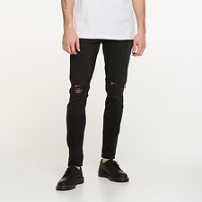 Image of Lee Jeans Australia RAVEN DESTROY Z-ONE RAVEN DESTROY