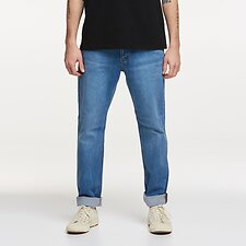 Image of Lee Jeans Australia Worn Blue Z-THREE WORN BLUE