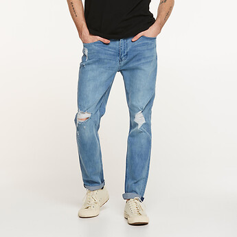 Image of Lee Jeans Australia Spectrum Trash Z-TWO ROLLER SPECTRUM BLUE