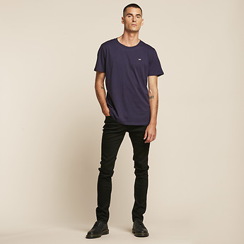 Image of Lee Jeans Australia True Black L- ZERO TRUE BLACK