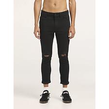 Image of Lee Jeans Australia BLACK DEST Z-ROLLER DELTA BLACK DEST