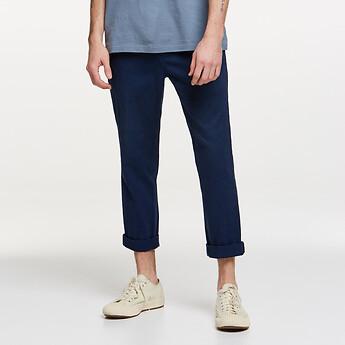 Image of Lee Jeans Australia UNION BLUE Z-TWO CROPPED UNION BLUE