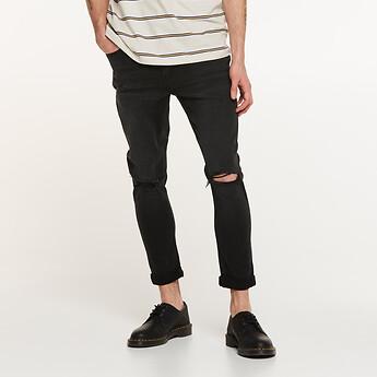 Image of Lee Jeans Australia Raven Damage Z-ROLLER RAVEN DAMAGE