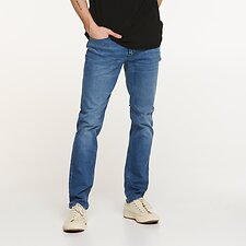 Image of Lee Jeans Australia MID BLUE L-TWO MID MOODY