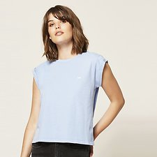 Picture of NO BRAINER UTILITY TEE POWDERED BLUE