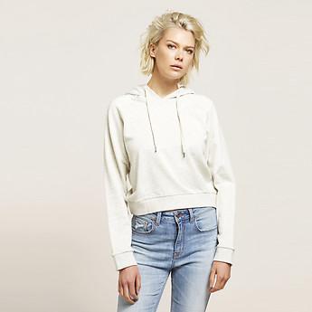 Image of Lee Jeans Australia Ash Marle DART OUT HOODY ASH MARLE