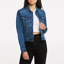 Image of Lee Jeans Australia True Blue CLASSIC JACKET TRUE BLUE
