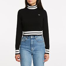 Image of Lee Jeans Australia Black   SIREN KNIT BLACK