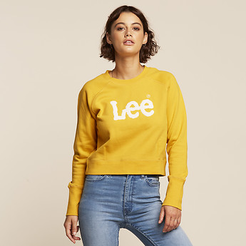 Image of Lee Jeans Australia Gold DART OUT STARLIE CREW GOLD