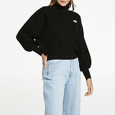 Image of Lee Jeans Australia Black   PRIME KNIT BLACK