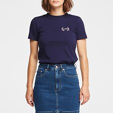 Image of Lee Jeans Australia Navy SLIM TEE NAVY