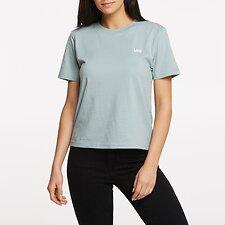 Image of Lee Jeans Australia SAGE VINTAGE LOGO TEE SAGE