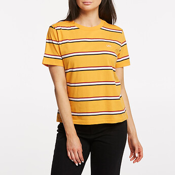 Image of Lee Jeans Australia CLEMENTINE CLASSIC TEE CLEMENTINE