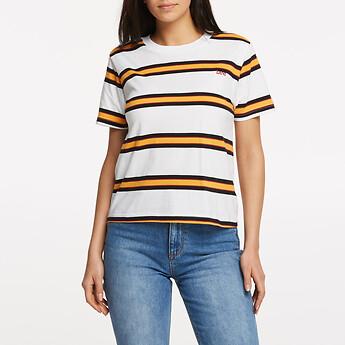 Image of Lee Jeans Australia VINTAGE STRIPE LEE CLASSIC TEE VINTAGE STRIPE