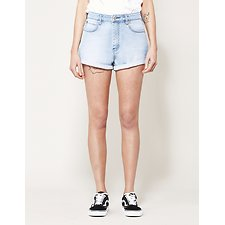 Image of Lee Jeans Australia Reality Blue STEVIE SHORT REALITY BLUE