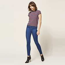 Image of Lee Jeans Australia Indigo Rinse MID LICKS INDIGO RINSE