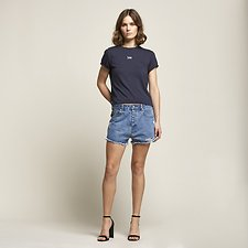 Image of Lee Jeans Australia Harlem Raw RIOT SHORT HARLEM RAW