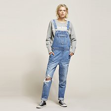 Image of Lee Jeans Australia Horizon Rip LONG OVERALL HORIZON RIP