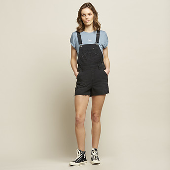 Image of Lee Jeans Australia After Party SHORT OVERALL AFTER PARTY