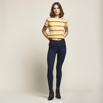 Image of Lee Jeans Australia Eclipse BLue MID LICKS ECLIPSE BLUE