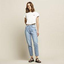 Image of Lee Jeans Australia Valencia Fade HIGH MOMS VALENCIA FADE