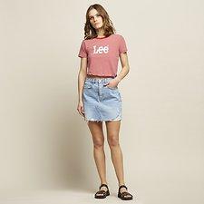 Image of Lee Jeans Australia Valencia Fade RIOT SKIRT VALENCIA FADE